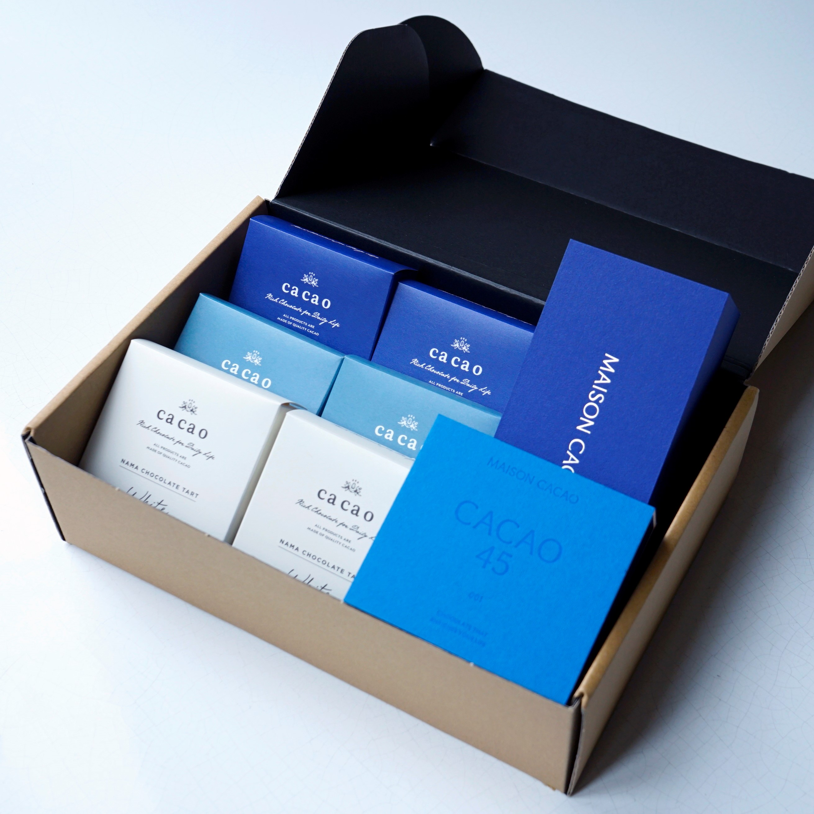 MAISON CACAOフルセット (ミルク)