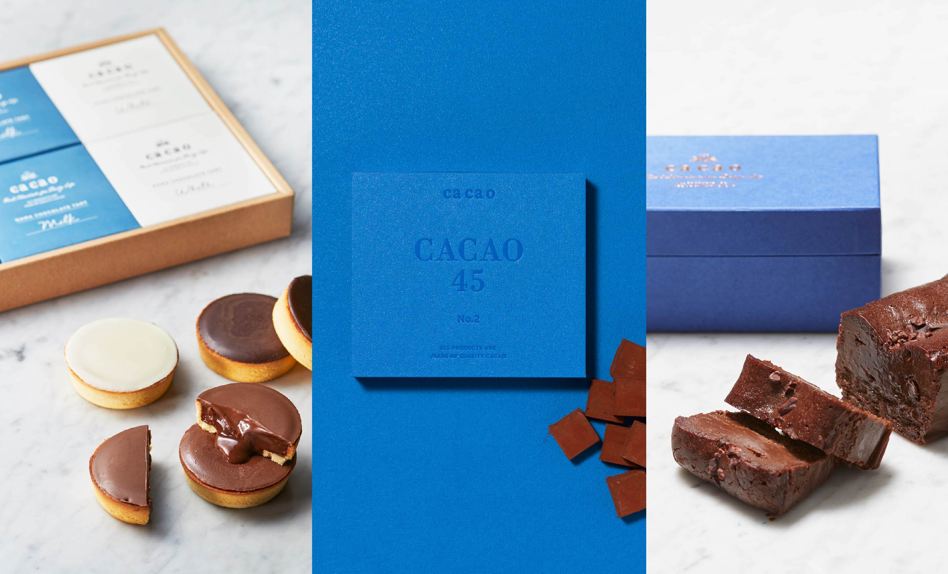 WEB限定cacaoフル贅沢セット(ミルク)