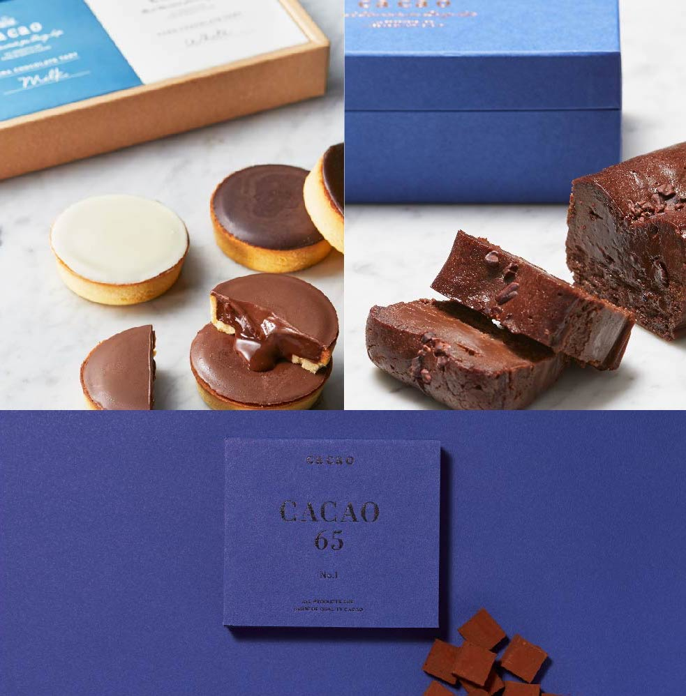 WEB限定cacaoフル贅沢セット(ビター)